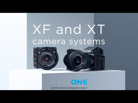 What to choose: XF and XT camera systems | Phase One