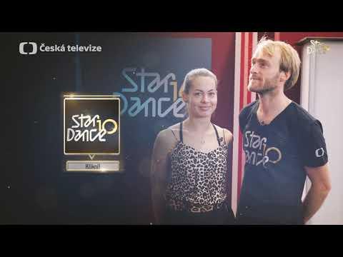 Jakub Vágner a Michaela Nováková současný tanec