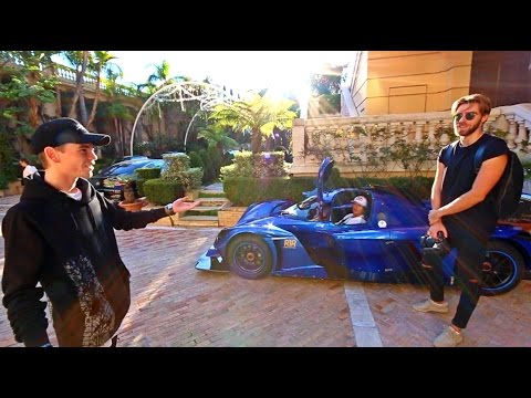 THEY DID 1500KM IN THIS?! ft. Jon Olsson