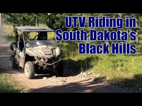 South Dakota Black Hills UTV Experience