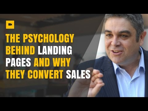 Landing Pages Land Customers