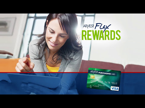 Arvest Purchasing Card
