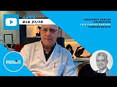 Rhaldney Santos entrevista Dr. Luiz Carlos Santos