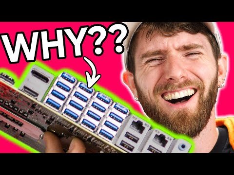 5 weird motherboards that shouldn't exist