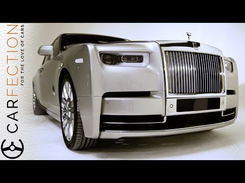 Rolls-Royce Phantom VIII: Exclusive First Look - Carfection - UCwuDqQjo53xnxWKRVfw_41w