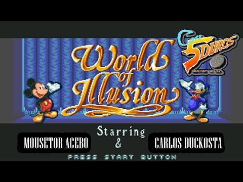 DIRECTO: WORLD OF ILLUSION (COMPLETO 2P CON CARLOS DACOSTA)