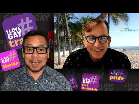 Richard Gray: Visit Lauderdale [Guest Host: Aaron Paiva Leyton)