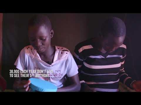 Meet Perida - Plan International sponsored child in South Sudan