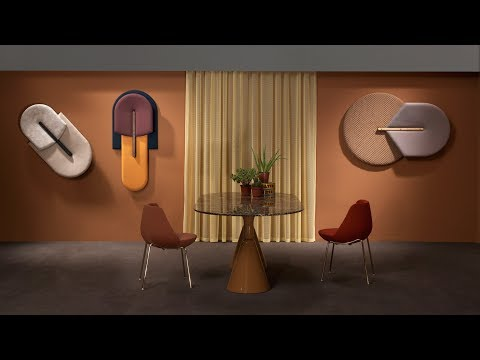 Sancal's fabric acoustic panels are designed to look like beetles