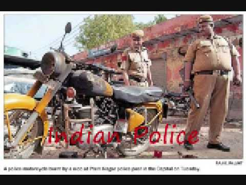 Pakistan police VS Indian police