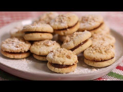 Super Quick Nutella Tea Cookies | Ep. 1310