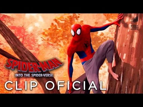 SPIDER-MAN: UN NUEVO UNIVERSO. Entra en la nueva dimensión. En cines 21 de diciembre.