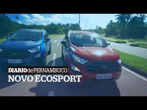 O novo Ecosport