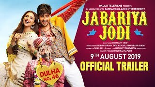 Video Trailer Jabariya Jodi
