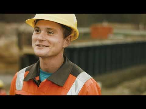 Pracownicy budowlani STRABAG – Zbrojarz