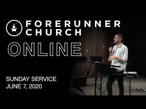 Sunday Service  IHOPKC + Forerunner Church  June 7