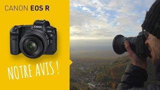 Vidéo-Test : Test Canon EOS R : Notre avis sur cet hybride plein format ! (en français)