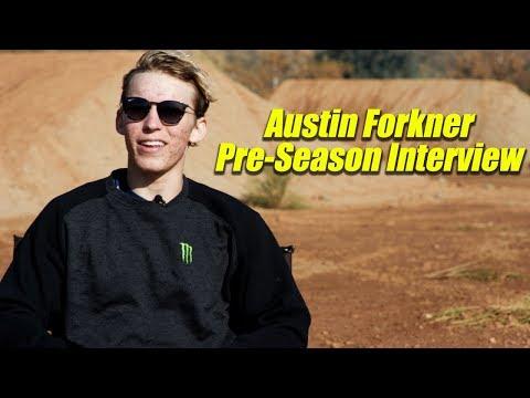 Austin Forker talks about the upcoming 2020 Supercross Season - Motocross Action Magazine