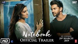 Video Trailer Notebook