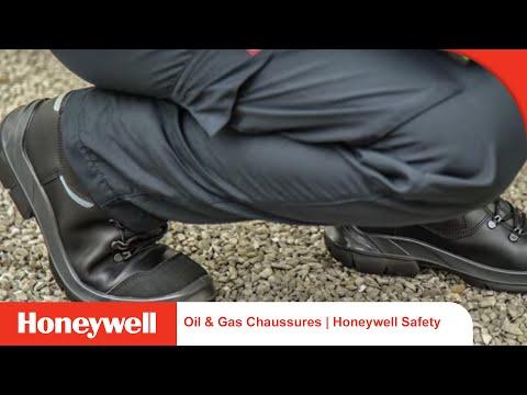 Oil & Gas Footwear Range   Honeywell Safety