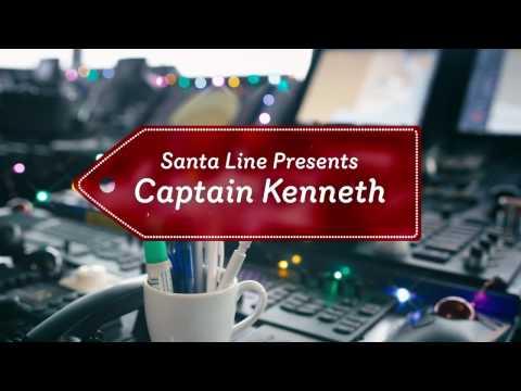 Santa Line - Käpt'n Kenneth und sein Rentier