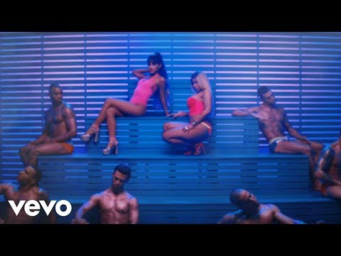 Ariana Grande - Side To Side ft. Nicki Minaj - UC0VOyT2OCBKdQhF3BAbZ-1g