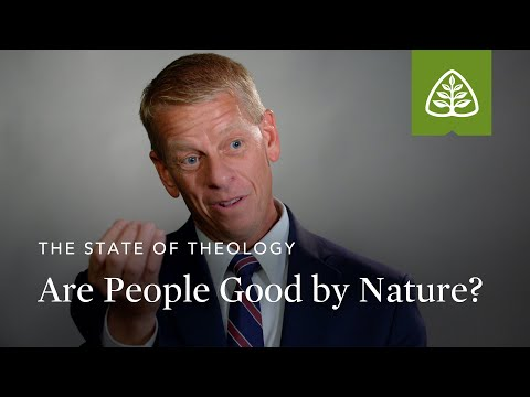 Are People Good by Nature? 46% of Evangelicals Think So.