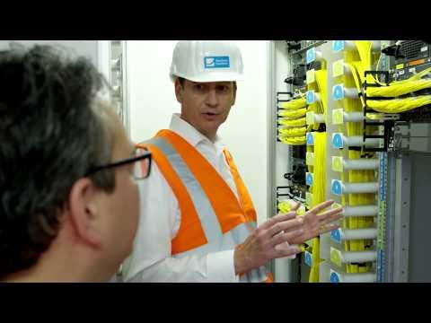Wie funktioniert der Glasfaserausbau?