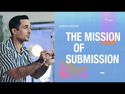 The Mission Of Submission  Day By Day  Adrian Molina