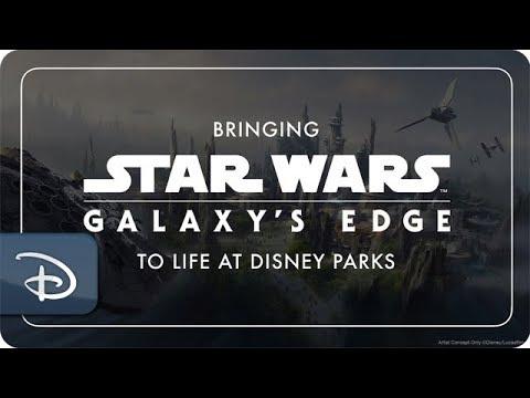 #DisneyParksLIVE: Bringing Star Wars Galaxy's Edge to Life at Disney Parks - UC1xwwLwm6WSMbUn_Tp597hQ