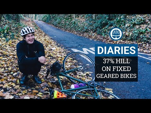 We Rode a 37% Hill on Fixies - BikeRadar Diaries is Back! Episode 1