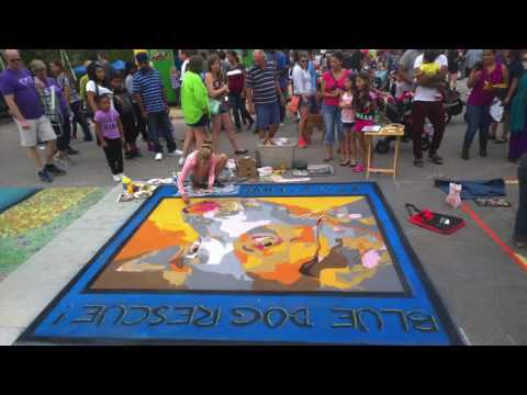 Chalk Walk 2016