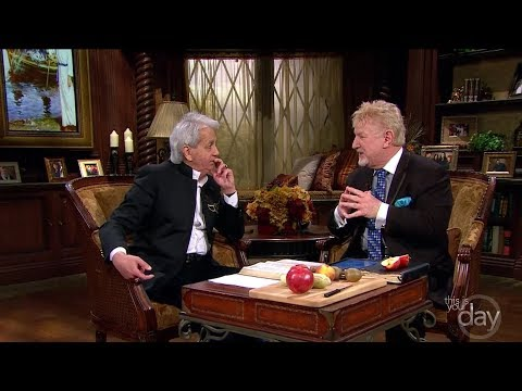 Freedom From Debt - a special word from Benny Hinn