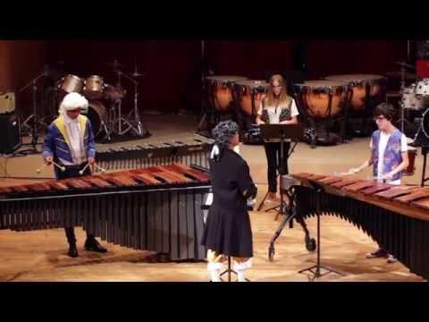 Thunderstruck for Percussion Ensemble Alumnado PercuFest 2014 dirigido por Rafa Navarro - UCi6DBWZfyhBGGhkb4AvuXSQ