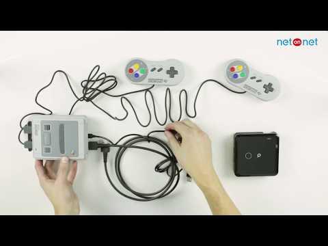 NetOnNet Unboxing SNES Classic Mini