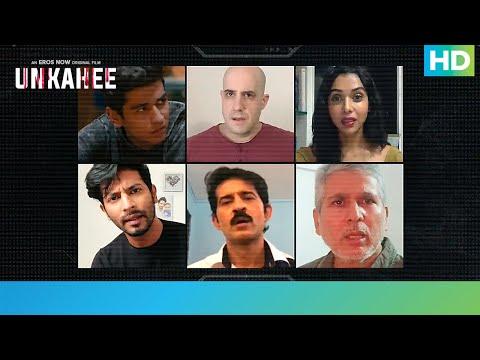 Unkahee | I Am Innocent | Hiten Tejwani | Sehban Azim | Eros Now