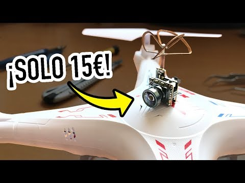 HAZ FPV CON CUALQUIER DRONE BARATO | SYMA X5C - UCmcvlHe2N40cg6Jq9MbRkKg