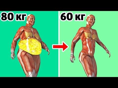 Ваш Вес 80+ кг? УБЕРИТЕ ЖИР с ВАШЕГО ТЕЛА *быстрый результат*