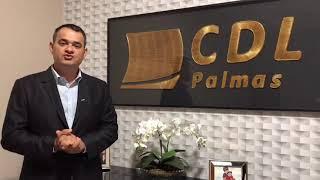 Mensagem de Ano Novo - Associados CDL Palmas