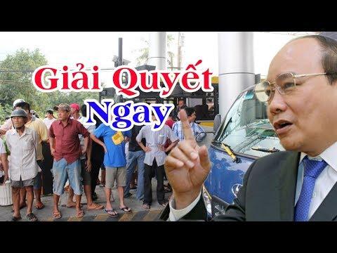 TT Nguyễn Xuân Phúc: Vấn nạn về trạm BOT và cần giải quyết ngay