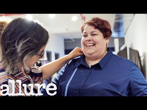 The Secret Life of a Plus-Size Fit Model | Allure