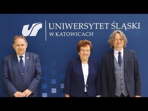Doktorat honoris causa Jolanty Wadowskiej-Król