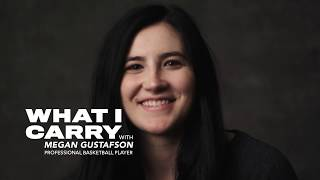 All-star basketball player and Honda Cup finalist Megan Gustafson shares her motivation
