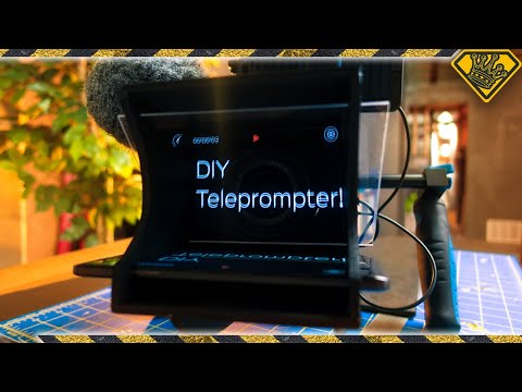 How Does a Teleprompter Work?