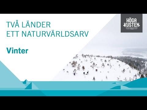 En resa, två länder, ett naturvärldsarv - Vinter i Höga Kusten & Kvarken