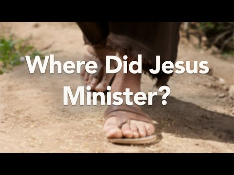 Jesus: How, Who, and Where  Isaiah and Messianic Prophecy Season 1