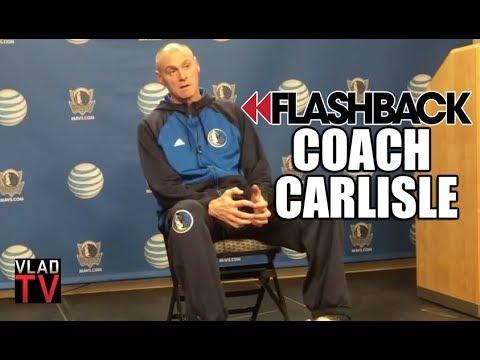 Flashback: Mavs' Coach Carlisle Compares LeBron to Jordan and Other NBA Legends