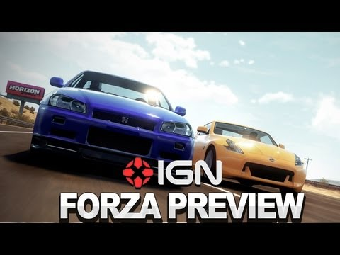 Forza Horizon Preview - IGN Video Preview - UCKy1dAqELo0zrOtPkf0eTMw