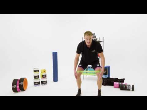 Workout Wednesday - Side shuffle Glute exercise