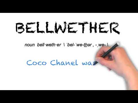 How to Pronounce 'BELLWETHER' - English Pronunciation